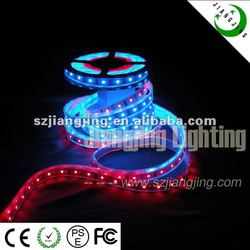 colour change SMD LED ribbon strip for Crstmas decoration