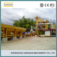 high quality 64TPH bitumen plant from China,bitumen mixing plant on sale