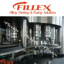 Can energy drinks/carboned /non carboned filling machine