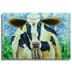 Hot home decoration wall art modern abstract dairy cow oil painting on canvas