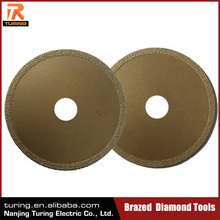 Brazed Diamond Circular Saw Blade Cutting Disc