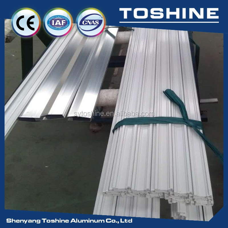 Very low price aluminum tile edge protection trim contruction metal materials/anodized polishing aluminium stairs trims nose