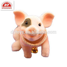 Plastic Toy Pig / Rubber Pig Toy