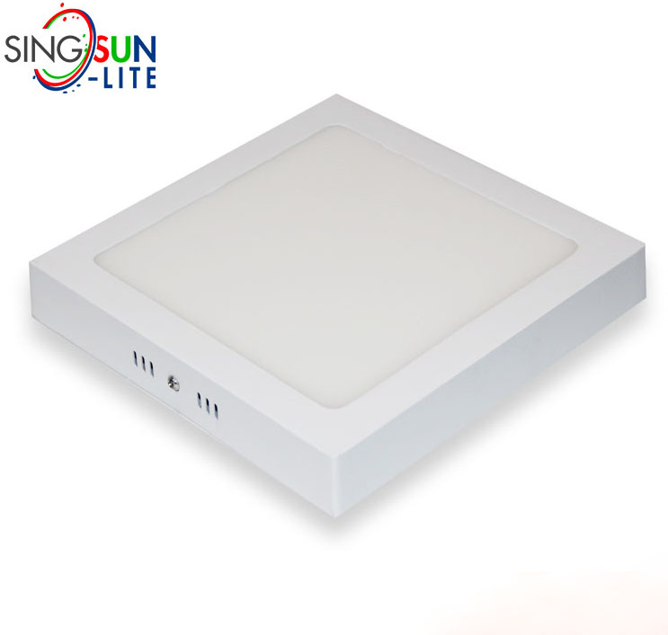 Alibaba china supplier led ceiling lamp 3w 6w 12w 18w 24w,surface mounted square led modern ceiling lamp 3w