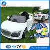 2015 Christmas Gifts Electric Classic Toy Car With Music, LED Light and Colors for Kids/Children to Drive