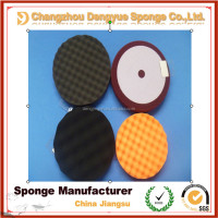 Hotsale Soft foam No Scratch Car Polishing Pads
