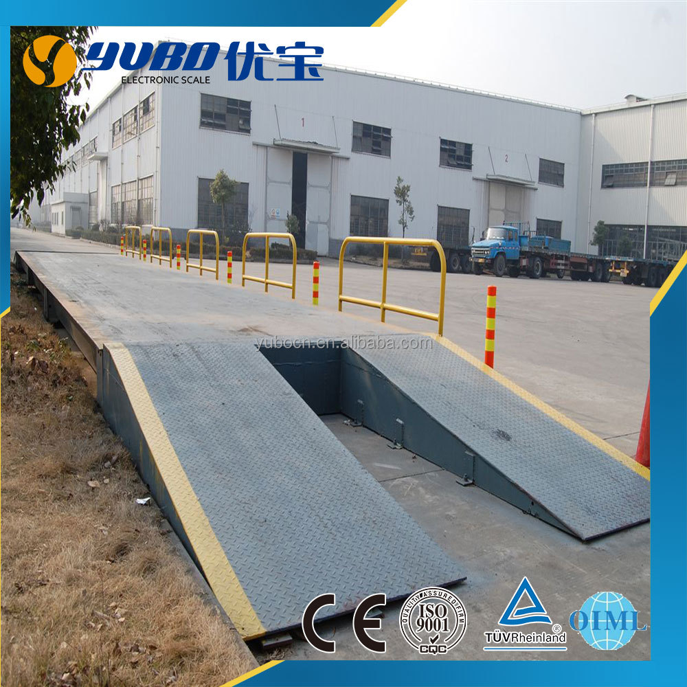 3*12m 50 ton weighbridge
