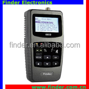 digital satlink 6933 Satellite Finder Meter looking for signal DVB-S /S2 with Color LCD Screen