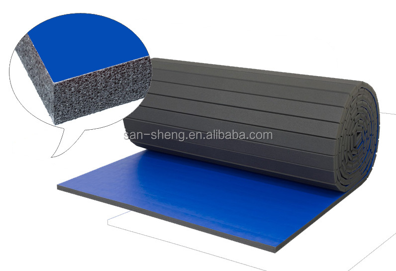 Best flexi roll tumbling mat for gymnastics