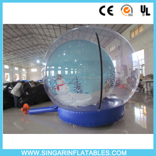 Good quality inflatable bubble camping tent,bubble tent,clear inflatable lawn tent