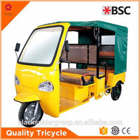 Multi Function bajaj 3 wheeler cng