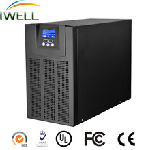 Double conversion dsp industrial online 220v LCD 1 to 3kva ups