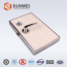 Laminate Aluminum Honeycomb Panel For Decoration,Marine Furniture With SGS Certification,