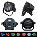 RGB Color led outdoor par lighting