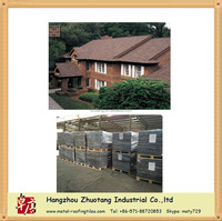 Economical laminated fiberglass asphalt roofing shingle for wood roofs