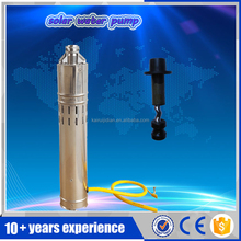 Manufacture price mini high pressure electric Water Pump/dc submersible pump/ dc solar water pump