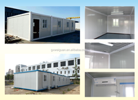 Building container houses/modern accommodation living container house