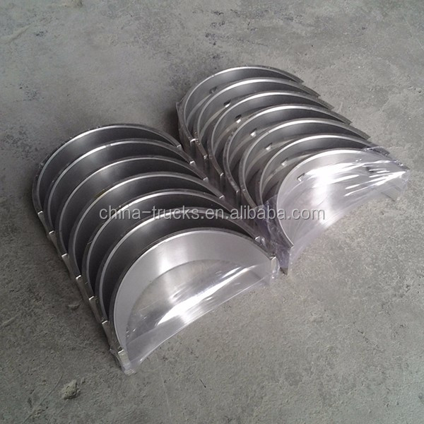 The Sinotruck Howo Spare Parts Engine Crankshaft Main Bearings