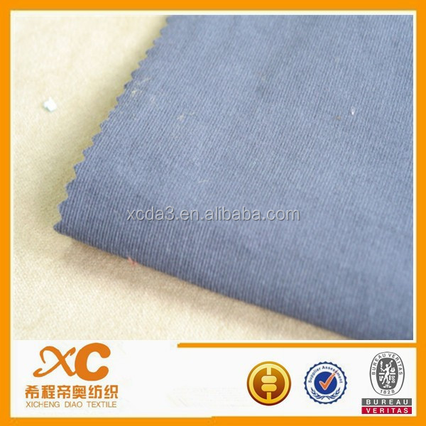 100% cotton upholstery combed corduroy fabric to custom sofa