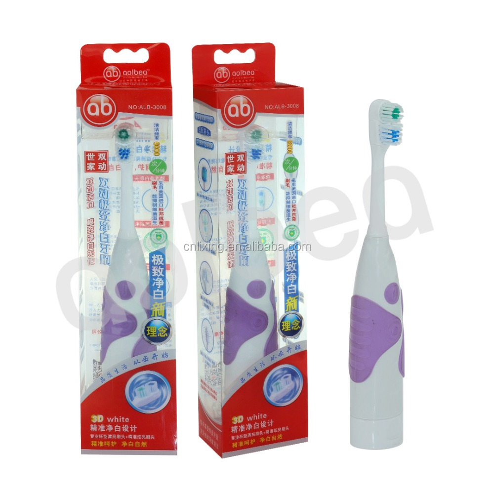 Factory wholesale electric tooth brush rotating toothbrush