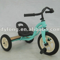 high quality kid metal tricycle for 3--8years old trikes for kids F80C