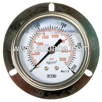 Liquid-filled Pressure Gauges, Digital Pressure Switches, Electrical Contact Gauges