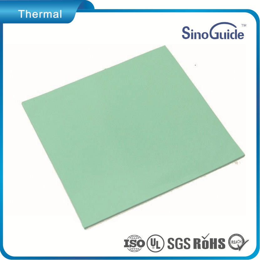 Best LED/TV Silicon 6w Thermal Conductive Insulation Pad