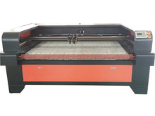 roll fabric/leather/cloth/garment laser cutting machine manufacturer