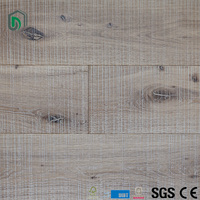 Europe UV Oil oak engineered wood saw mark floor for sale