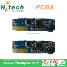 China professional PCBA Supplier,bluetooth headset pcb circuits board assembly
