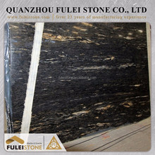 Exotic Brazlian Cosmic Black Granite