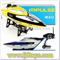 China Best Quality New Kids Toys For 2016 WL912 High Speed RC Big Boat For Sale Kids Xmas Toy !