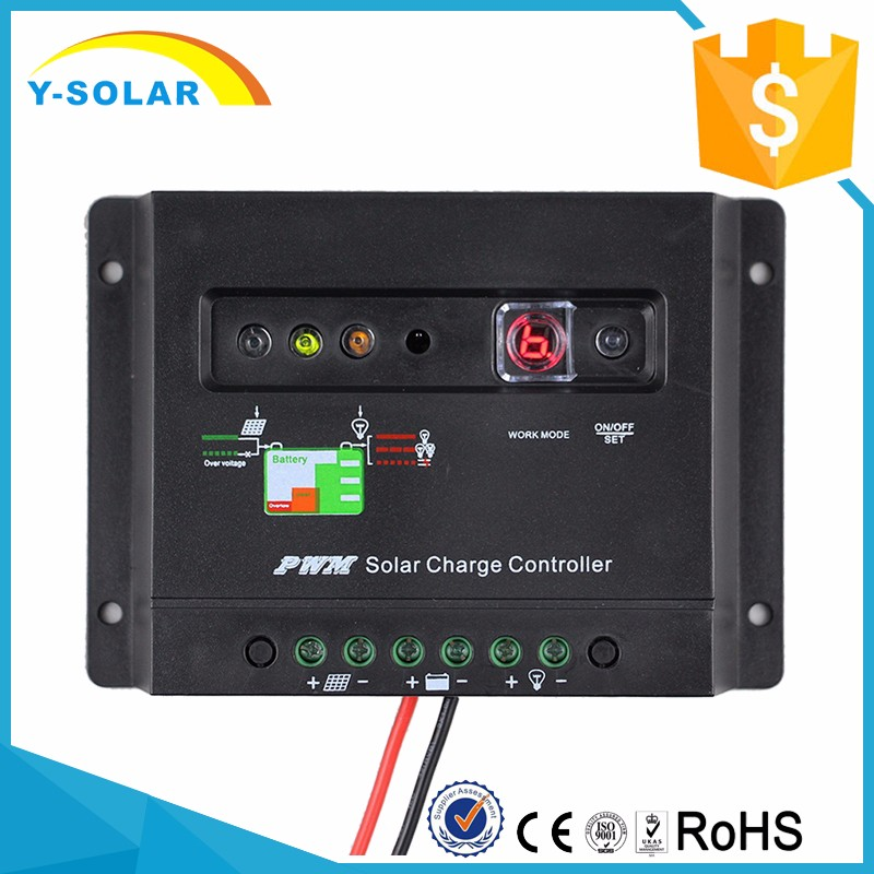30A 30I Solar Charge and discharge Controller 12V 24V Solar Panel Battery Charge Controller Y-SOLAR Solar Lighting System