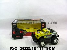 2012 Hot Selling!1:14 YELLOW RC CAR