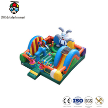 Kids air Jumping Bouncy Combo Bouncer house Inflatable Castle for sale