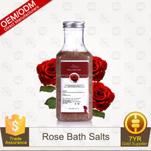 Wholesale Home Spa Free sample Dead Sea Salts bath salt