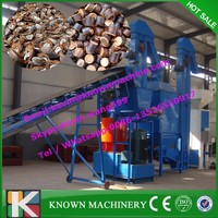 Good price supply VARIOUS OUTPUT CAPACITY of coconut shell pellets making production line