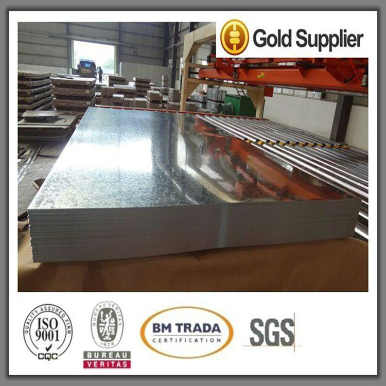 regular spagnle jindal galvanized iron sheet with price