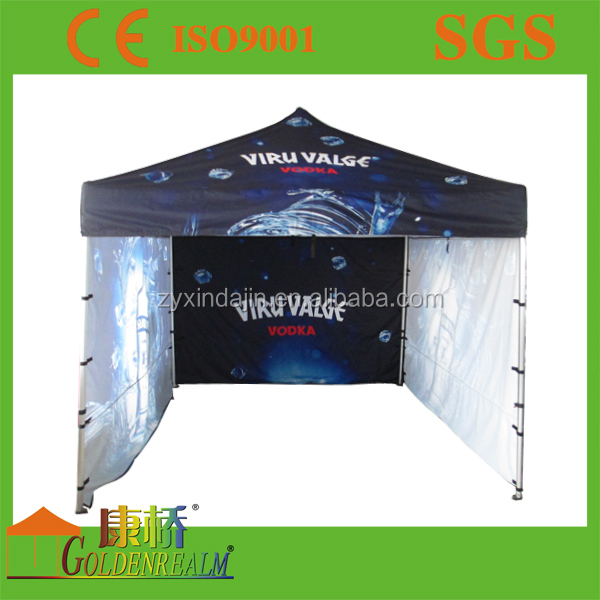 3x3m advertising door canopy