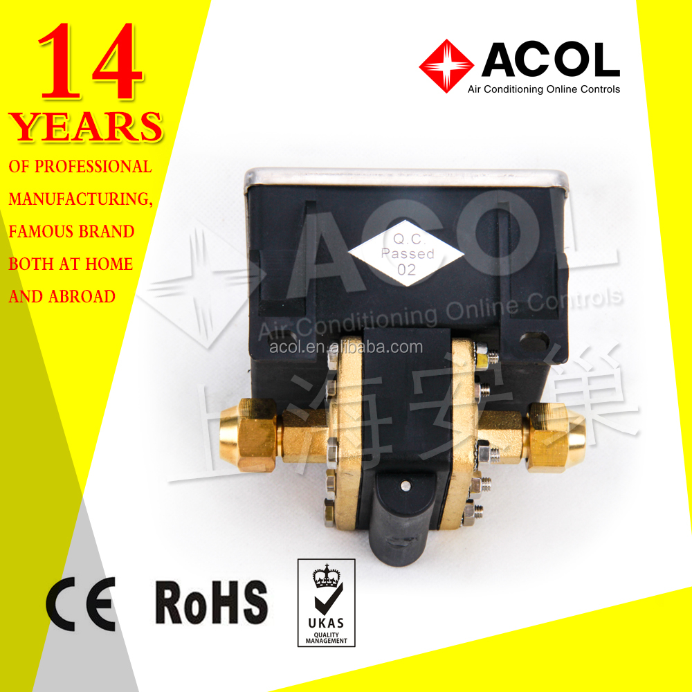 McQuay chiller differential pressure water flow swith price