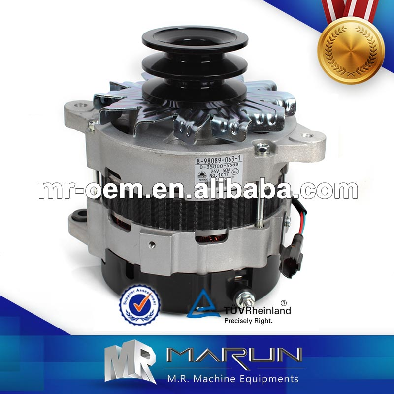 Nice Quality Promotional Price In Stock 1 Kw Lr1100-502 Alternator