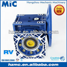 NMRV Series 90 Degree Mini Reduction Gearbox with Electric Motor
