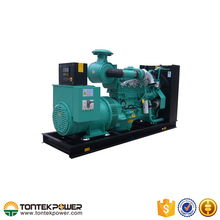 100KW electrical starting Automatic Voltage Regulation Diesel Dynamo