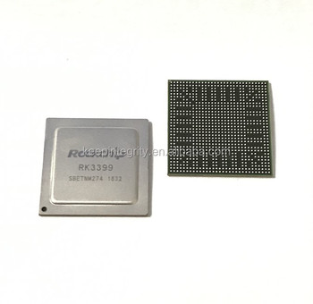 Low Power and High Performance Microprocessor Chip RK3399