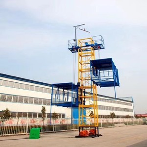 HNDC Construction Hoist/construction lifter 16mm galvanized steel sheet Discount 4 t tower crane 4808