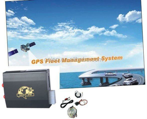 Realtime Tracking Dual SIM Card Car GPS Tracker with GEO Fence,Shake Sensor and GPS GPRS Tracking