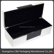 High Quality Cheap wooden gift boxes with hinged lid