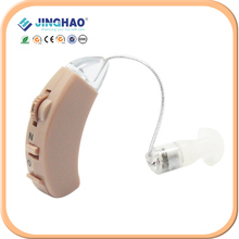 High quality personal bte external FDA approved cheap deaf hearing aids battery tester