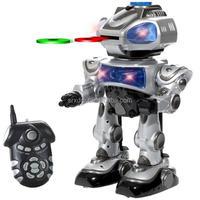 Custom Made Electronic Express Robot Kid Programmable Shooting RC Robot/OEM Electric Robot for Kids Fun China Manufacturer