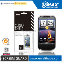 Mobile phone mirror screen protector/screen guard for HTC amaze 4g